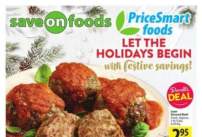 PriceSmart Foods Flyer November 26 to December 2