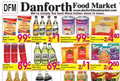 Danforth Food Market Flyer November 26 to December 2