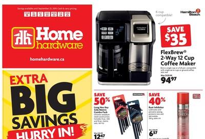 Home Hardware (ON) Flyer September 19 to 25