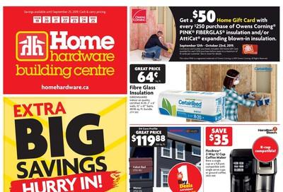 Home Hardware Building Centre (Atlantic) Flyer September 19 to 25