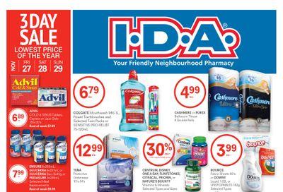Roulston's Pharmacy Flyer November 27 to December 3