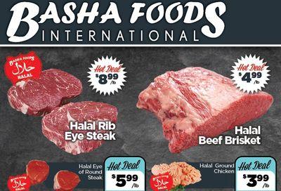 Basha Foods International Flyer November 27 to December 10