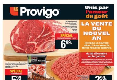 Provigo Flyer December 26 to January 1