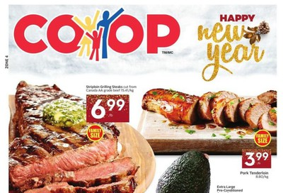 Foodland Co-op Flyer December 26 to January 1