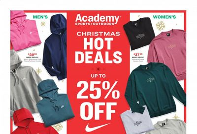 Academy Sports Weekly Ad Flyer November 29 to December 6