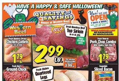 Western Beef Weekly Ad Flyer November 29 to December 4