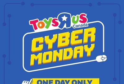 Toys R Us Cyber Monday Flyer November 30
