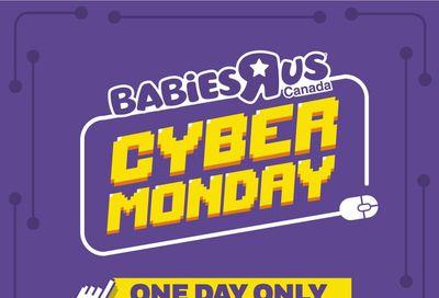 Babies R Us Cyber Monday Flyer November 30