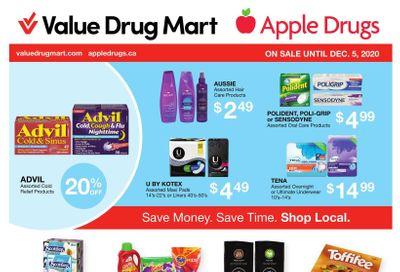 Value Drug Mart Flyer November 29 to December 5