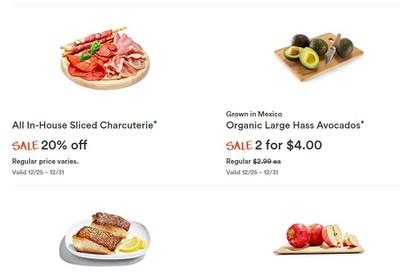 Whole Foods Market (West) Flyer December 25 to 31
