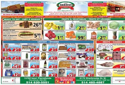 Akhavan Supermarche Flyer December 25 to 31