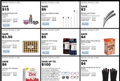 Costco (ON & Atlantic Canada) Weekly Savings November 30 to December 6