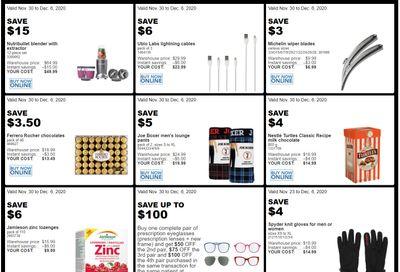 Costco (BC, AB, SK & MB) Weekly Savings November 30 to December 6
