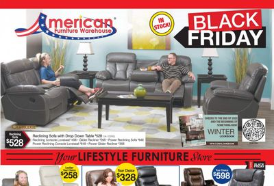 American Furniture Warehouse (TX) Weekly Ad Flyer November 29 to December 5