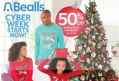 Bealls Florida Weekly Ad Flyer November 29 to December 5