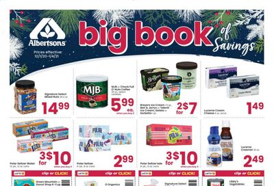 Albertsons Weekly Ad Flyer December 1 to January 4