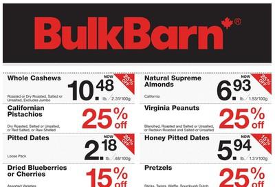 Bulk Barn Flyer December 26 to January 1