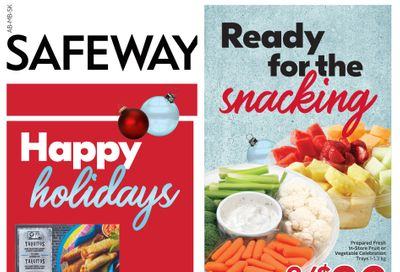 Sobeys (AB) Flyer December 3 to 9
