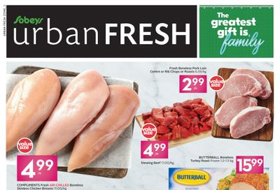 Sobeys Urban Fresh Flyer December 3 to 9