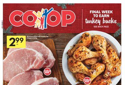 Foodland Co-op Flyer December 3 to 9