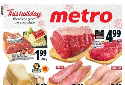Metro (ON) Flyer December 3 to 9