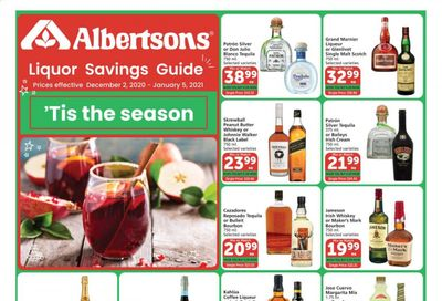 Albertsons Weekly Ad Flyer December 2 to January 5