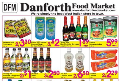 Danforth Food Market Flyer December 3 to 9