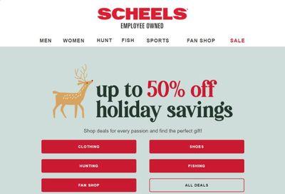 SCHEELS Weekly Ad Flyer December 3 to December 10