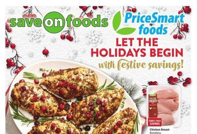 PriceSmart Foods Flyer December 3 to 9