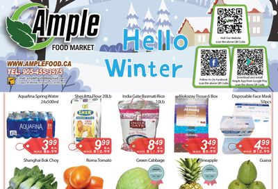 Ample Food Market Flyer December 4 to 10