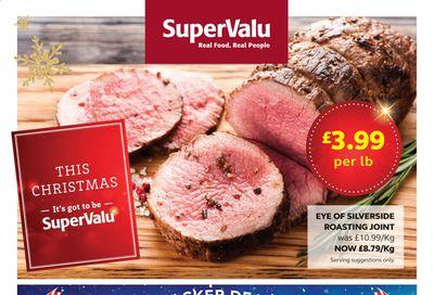 SuperValu Leaflet Deals & Special Offers December 3 to December 10
