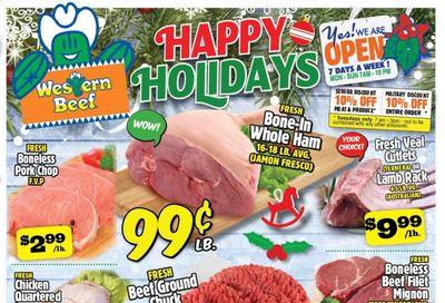 Western Beef Weekly Ad Flyer December 2 to December 8