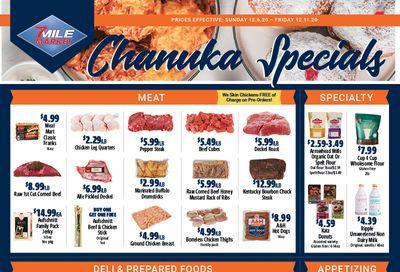 7 Mile Market Hanukkah Weekly Ad Flyer December 6 to December 11, 2020