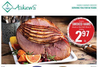 Askews Foods Flyer December 6 to 12