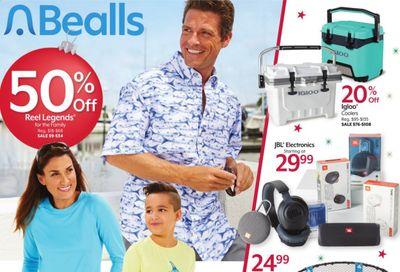 Bealls Florida Weekly Ad Flyer December 6 to December 12