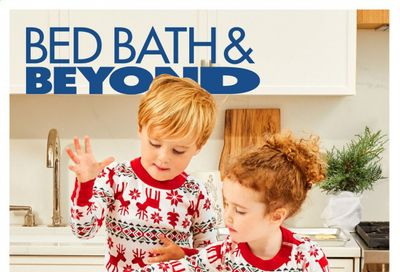 Bed Bath & Beyond Weekly Ad Flyer December 2 to December 13
