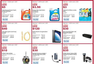 Costco (QC) Weekly Savings December 7 to January 3
