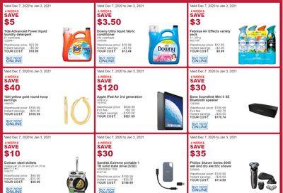 Costco (NB) Weekly Savings December 7 to January 3