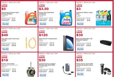 Costco (AB, SK & MB) Weekly Savings December 7 to January 3