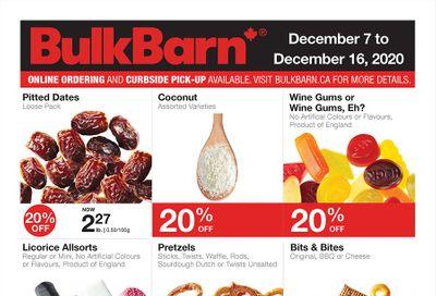 Bulk Barn Flyer December 7 to 16