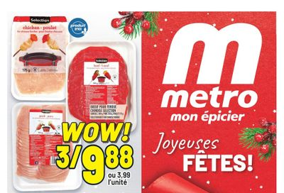 Metro (QC) Flyer December 10 to 16