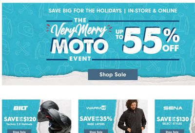 Cycle Gear Weekly Ad Flyer December 8 to December 15