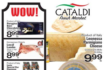 Cataldi Fresh Market Flyer December 9 to 15