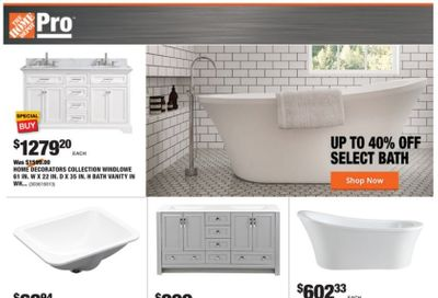 The Home Depot Weekly Ad Flyer December 7 to December 14