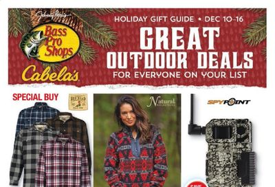 Bass Pro Shops Weekly Ad Flyer December 10 to December 16