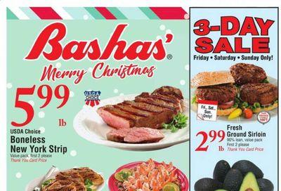 Bashas' (AZ) Weekly Ad Flyer December 9 to December 15