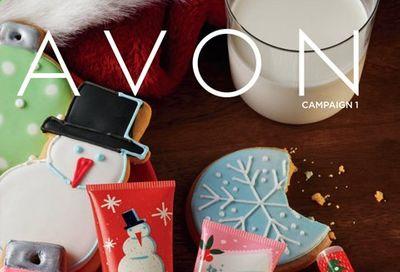 Avon Weekly Ad Flyer December 8 to December 21