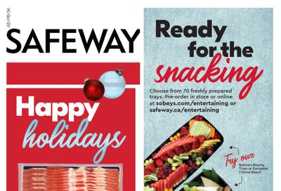 Sobeys (AB) Flyer December 10 to 16