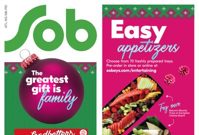 Sobeys (NS) Flyer December 10 to 16