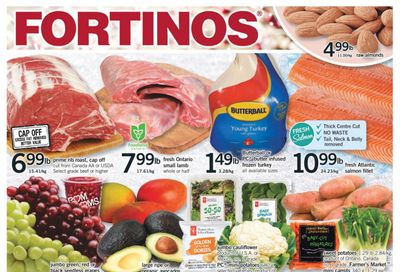 Fortinos Flyer December 10 to 16